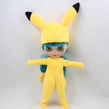 Neo Blythe Doll Pikachu Dress
