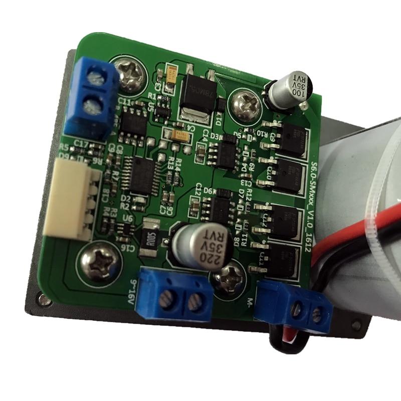 все цены на New 12V High Torque 180kg 485 Protocol Magnetic Encoding Servo For Industry Robot онлайн