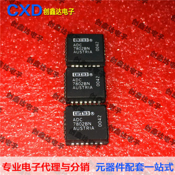 Freeshipping     ADC7802       ADC7802BN   Components