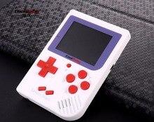 RS-6 Retro Mini Handheld Game Console de 8 bits 2.0 polegada Cor Crianças Game Player Embutido 129 Jogos Sem embalagem de varejo