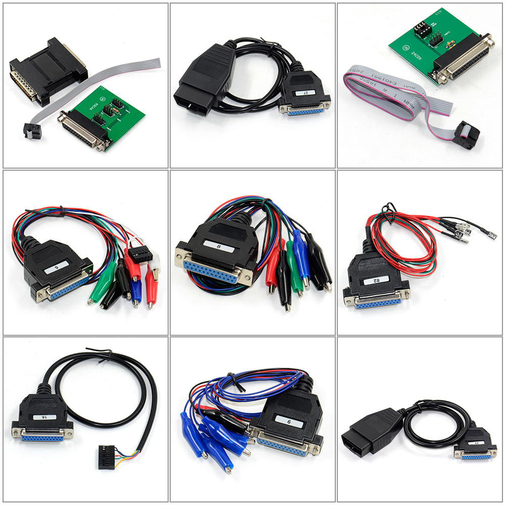 Image 3 - Professional Tacho Pro 2008 July PLUS Universal Dash Programmer UNLOCK Tacho Pro Universal Odometer Programmer-in Car Diagnostic Cables & Connectors from Automobiles & Motorcycles on