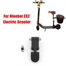 Electrical Scooter Folding Mechanism for Ninebot ES1 ES2 Folding Assembly Repair Part folding mechanism base for speedway mini4