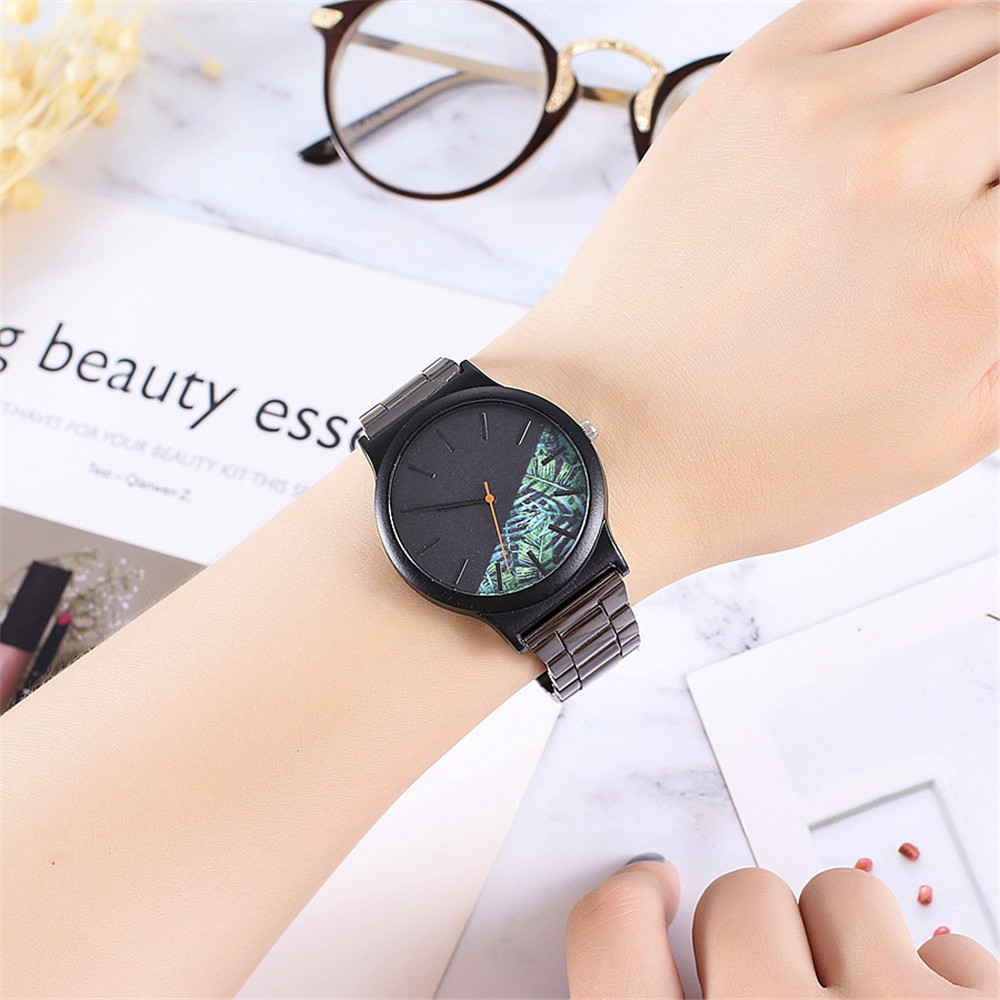 Vintage Dress Wristwatch Unisex Mesh Watches Mens And Womens Watches Quartz Analog Watches Gift Grind Clock Dial Relogio Good For Energy And The Spleen Watches