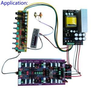 Image 5 - Aiyima ハイファイアンプ WY2963/WK5688 2.0 クラス ab ステレオパワーアンプオーディオアンプ 600WX2 サウンド amplificador ホームシアター diy