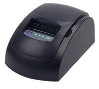 USB Seriële Parallelle printer Groothandel Hoge kwaliteit 58mm thermische printer machine afdrukken snelheid 90 mm/s