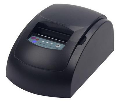 USB Serial Paralelo de la impresora Al Por Mayor de Alta calidad 58mm térmica de recibos impresora máquina de la velocidad de impresión de 90 mm/s