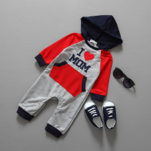 Gentleman Romper Handsome Infant Clothing European Style Baby Costume Long Sleeve Srping Boys Clothing Cutebaby Gentleman Romper
