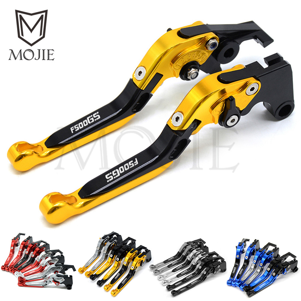 For SUZUKI GS 500F GS500F GS500 F GS 500 F 2004-2009 Motorcycle CNC Aluminum Adjustable Folding Extenable Brake Clutch Levers