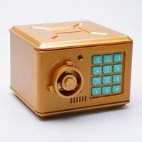 Mini ATM Bank Spielzeug Digitalen Cash/Münzen Geld Sparen Box ATM Bank Maschine Geld Sparen Sparschwein Kinder Geschenk ATM-MINI