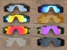 PapaViva POLARIZED Replacement Lenses for  RadarLock Path Vented Sunglasses 100% UVA & UVB Protection – Multiple Options