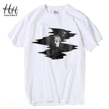 HanHent stars pool t-shirt men creative cotton loose summer cool space trip tshirt 3d boys streetwear fashion style tops tshirt