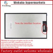 Nova K080AWXI3003 RK080AWXI3002-FPC-V1 8 polegada 1280x800 IPS LCD tela V801S M80/M82 LCD screen display