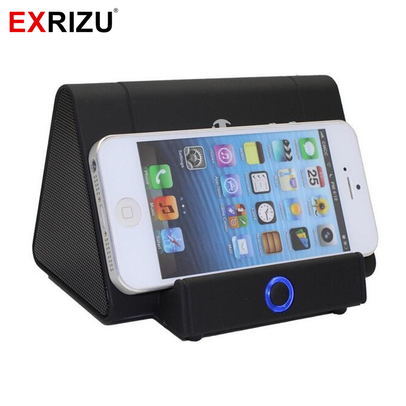 Touch Speaker Induction Boombox HIFI Subwoofer Ultra Light Mini Wireless Portable Speakers For Iphone 6 6S 7 Plus Samsung