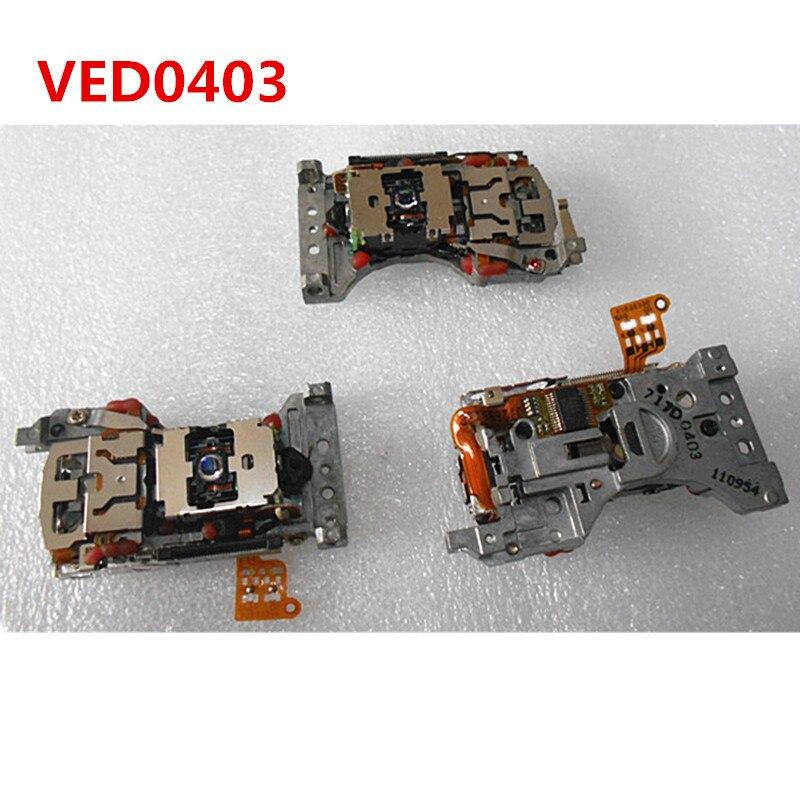 VED-0403 VJB90396 VED0403 для DSL-600A D-1700 радио плеер лазерный Объектив Оптический Пикап Bloc Optique