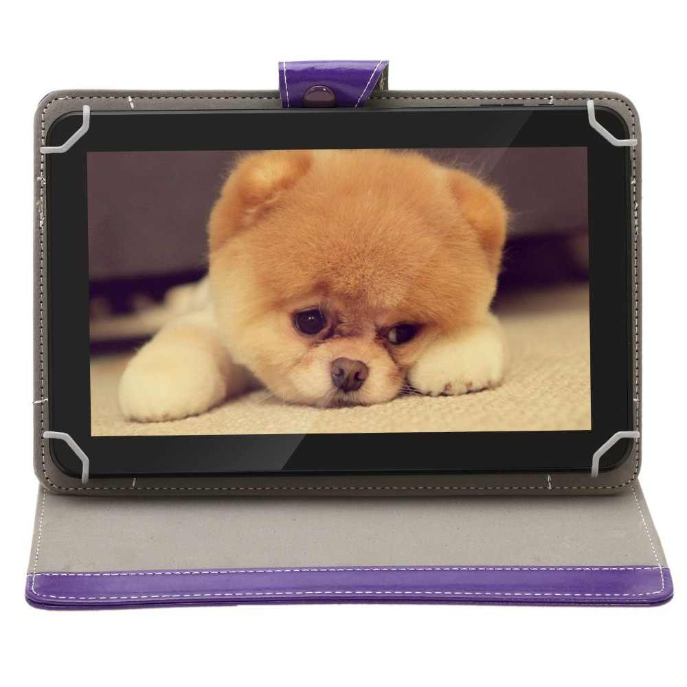 "IBOPAIDA 10 inch 10.2""  10.1"" Android 6.0 Tablet PC Quad Core WIFI Bluetooth 2GB 4g Case as tablet pc case gift"