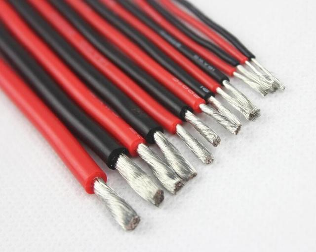 Silikon verdrahtung für diy modell flugzeug auto motor kabel ...
