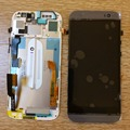 100% tested Guarantee For HTC one M8 LCD Screen Display Assembly with frame- Silver/ Grey/Golden