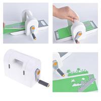 Die Cutting Embossing Machine Scrapbooking Die Cut Paper Cutter Cutter Piece Die Cut Machine DIY Embossing