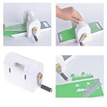 Фотография Die Cutting Embossing Machine Scrapbooking Die Cut Paper Cutter Cutter Piece Die-Cut Machine DIY Embossing Dies Tool for Kid