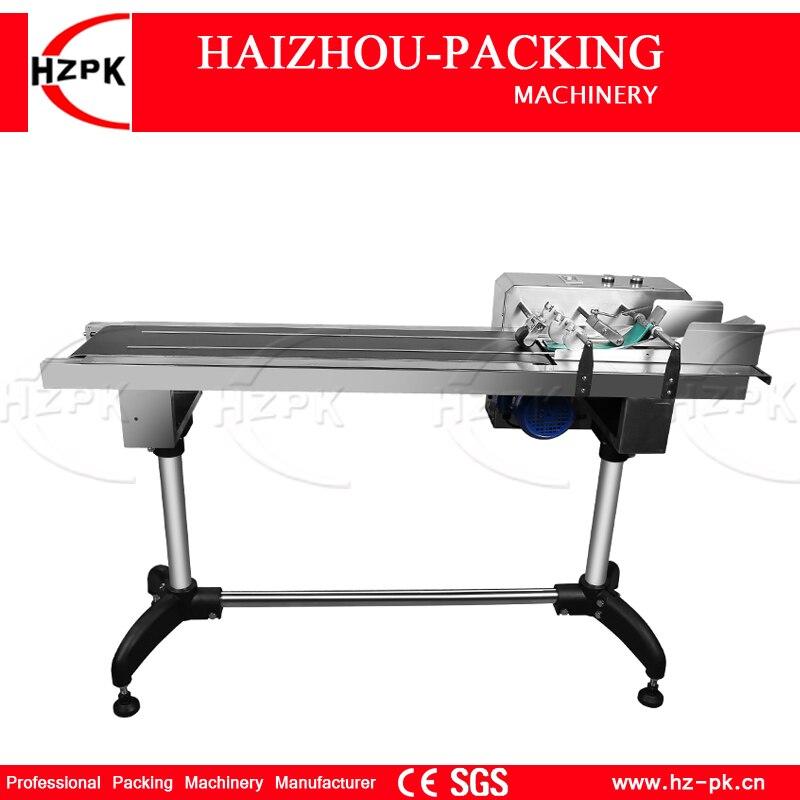 HZPK бумажный пакет подкачки машина подачи бумаги используется работа с этикеткой струйный принтер датировщик или мешок номера печатная маш