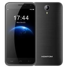 """En Stock Original HOMTOM HT3 MTK6580A 1.3 GHz Quad Core 5.0 """"1280×720 HD de Pantalla Android 5.1 1 GB + 8 GB 5MP Dual SIM 3G Smartphone FM"""