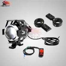 Motorcycle Fog Lights & Spotlight Lamp Brackets For Ducati Monster 1200S Stripe Monster1200 Monster821