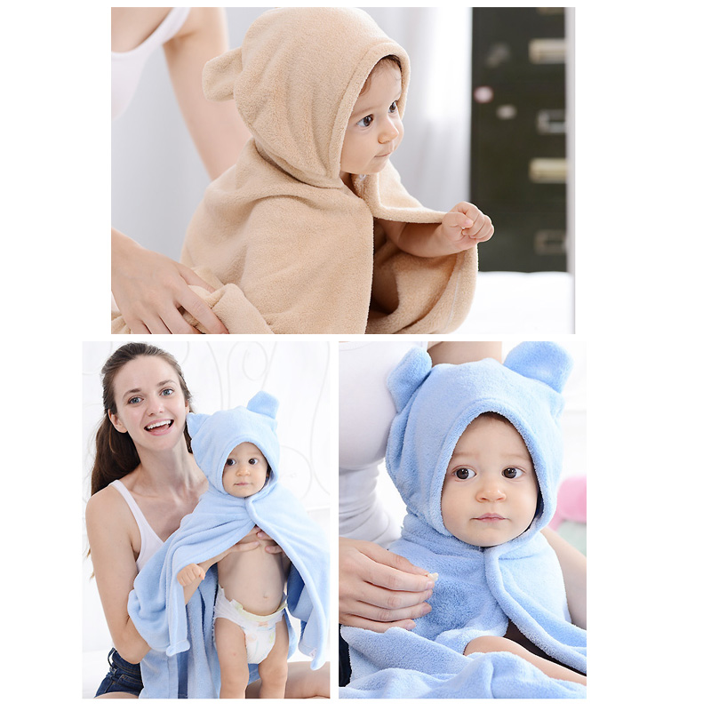 Baby towel children soft plush