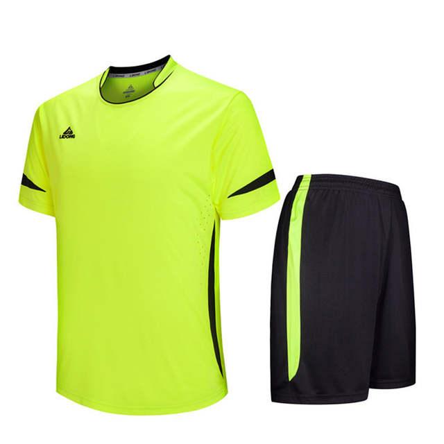 Men futebol Soccer Jerseys Set 2016 2017 Youth Kids survetement Football  Training Suit maillot de foot. placeholder ... 464ad4912