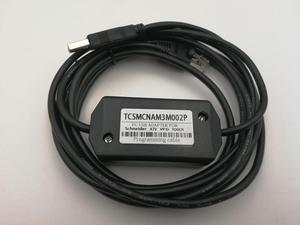 Image 1 - Compatibel TCSMCNAM3M002P TV Inverter/LXM Servo Debug Programmering Kabel voor ATV12 ATV312 ATV32 ATV61 ATV71 serie