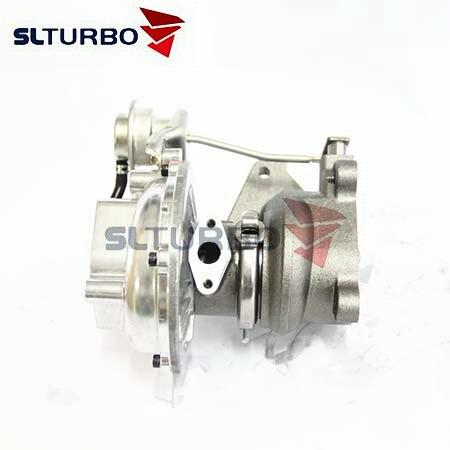 Turbina VN3 per Nissan X-Trail dCi 2.5 DI YD25DDTI 98 Kw 133 HP-completo turbocompressore RHF4 14411-VK500 14411-VK50B Turbolader