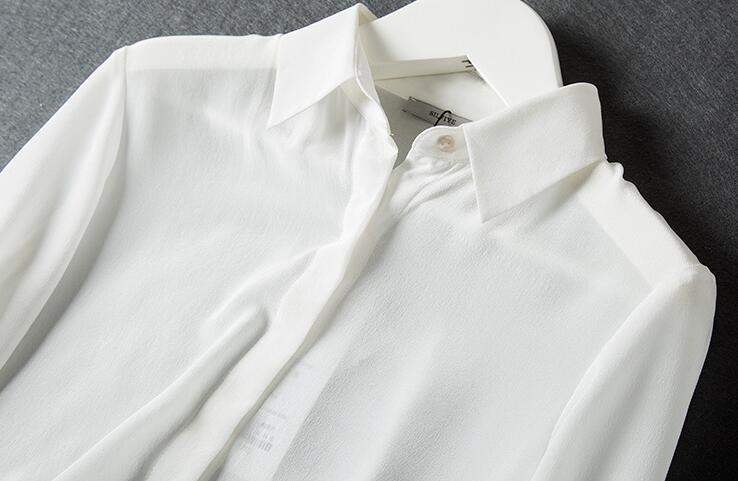 jedwab bluzka czysty BTC