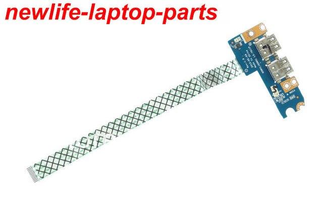 NUEVA original NV56 NV56R10u V3-531 USB Board Puerto Q5WV1/Q5WS1 LS-7911P prueba de buen envío libre