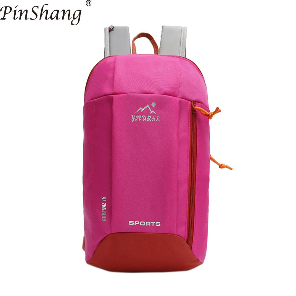 PinShang Small Backpack Unisex Children Stylish Leisure Schoolbag Travelling Shoulder Bag Gift ZK28