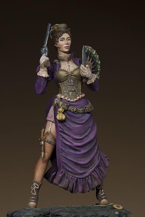 1:24 Resin Figure Model Kit Unassambled Unpainted