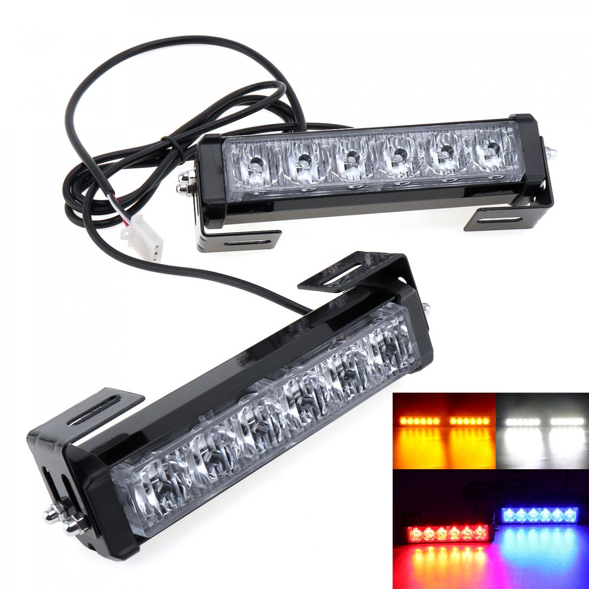 3000Lm DC 12V 36W Strobe Car Warning Light LED Daytime Running Police Emergency Light DRL Lamp for Truck Motorcycle Car SUV3000Lm DC 12V 36W Strobe Car Warning Light LED Daytime Running Police Emergency Light DRL Lamp for Truck Motorcycle Car SUV