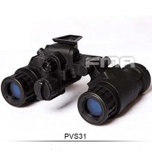 ФМА динамический стрелка/PVS31 тактический шлем ночного видения ОНВ Нефункциональным Манекен модель