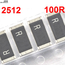 30PC/Lot 2512 SMD Resistor 100 ohm 5% YXSMDZ3383(China)