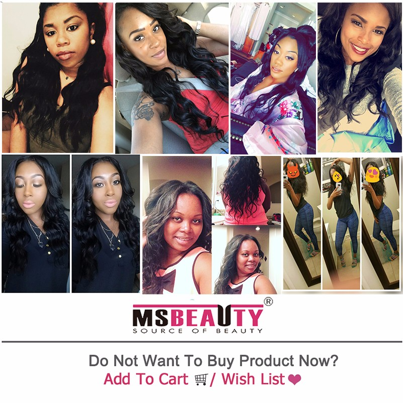Brazilian Virgin Hair With Closure Body Wave 360 Lace Frontal Closure With Bundles Brazilian Body Wave Lace Frontal Pre Plucked