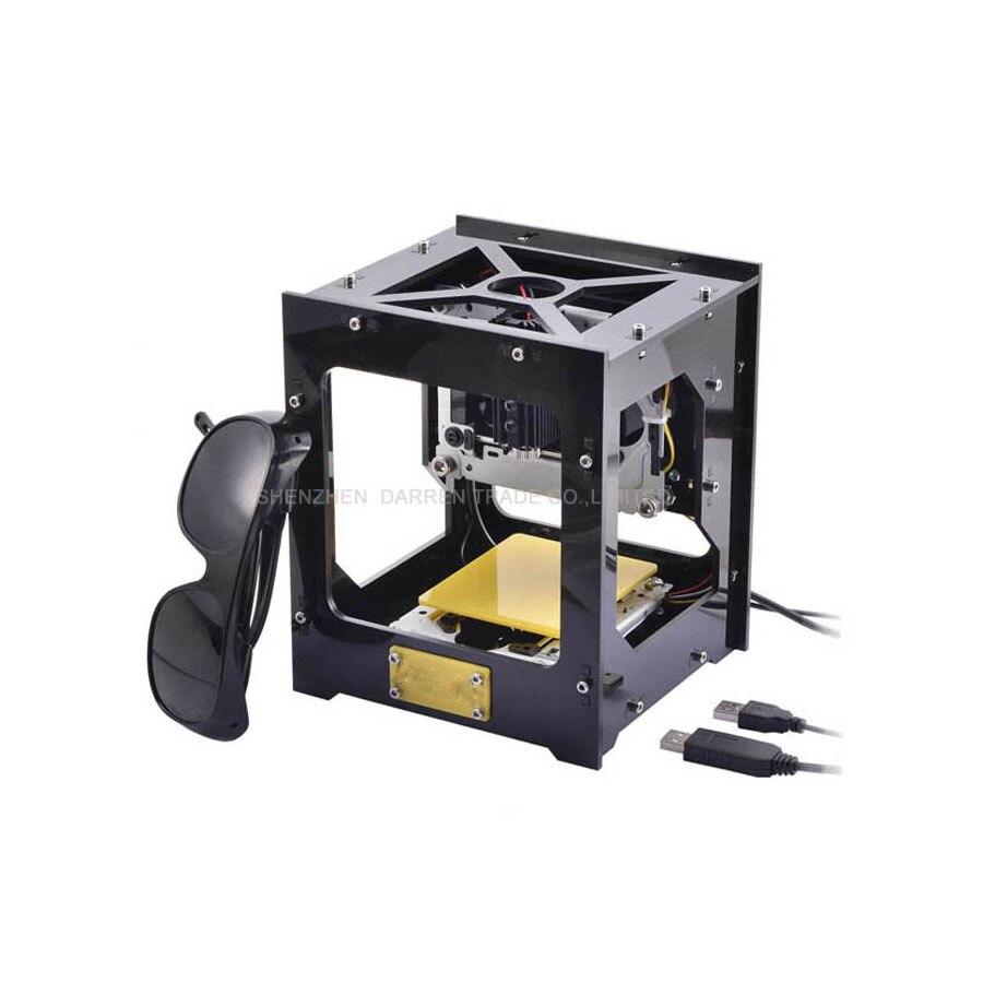 2015 nuovo 300mW USB fai da te incisore laser taglierina incisione - Attrezzature per la lavorazione del legno - Fotografia 4
