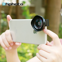 Ulanzi Professional 4K Super Wide Angle Phone Lens 16mm HD No Distortion For IPhone 7 6s