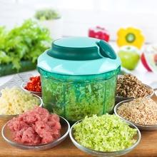 LEKOCH Gemüseschneider Metall Zwiebel Knoblauch Chopper Hand Lebensmittel Chopper Mehl Ei Rührer Kuchen Tool Gadgets Küche Zubehör