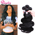 Queen Hair Products Peruvian Body Wave 4 Bundles Unprocessed 8A Peruvian Virgin Hair Body Wave Cheap 100G Human Hair Bundles