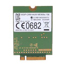 ME906S ME906S-158 845710-001 845709-001 Мобильная широкополосная карта для HP LT4132 LTE HSPA+ 4G модуль huawei