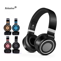 Bluetooth 4.2 Wireless Headphones Bluetooth Headset Foldable Headphone Adjustable Earphones With Microphone For PC mobile phone