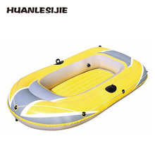 Fishing professional tools inflatable kayak double kayak double kayak single hovercraft. You can fish in the middle of the lake.