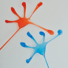 10pcs Sticky Hands Game For kids