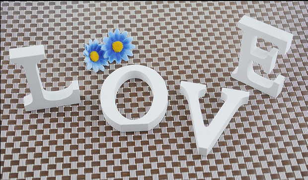 free shipping extra large wooden letters the love made of wooden wall door art