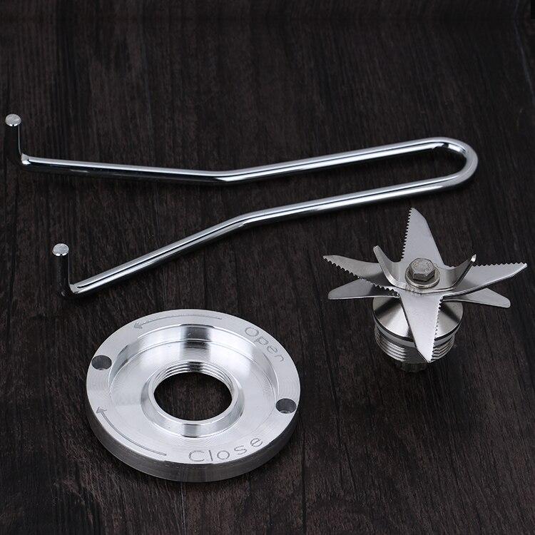 1 set TWK TM 767 800 TWK jtc 767 800 Blades Knife Ice Crusher for Juicer Blender Spare Parts for 2L Jar 010 767 800 G5200 G201 set TWK TM 767 800 TWK jtc 767 800 Blades Knife Ice Crusher for Juicer Blender Spare Parts for 2L Jar 010 767 800 G5200 G20