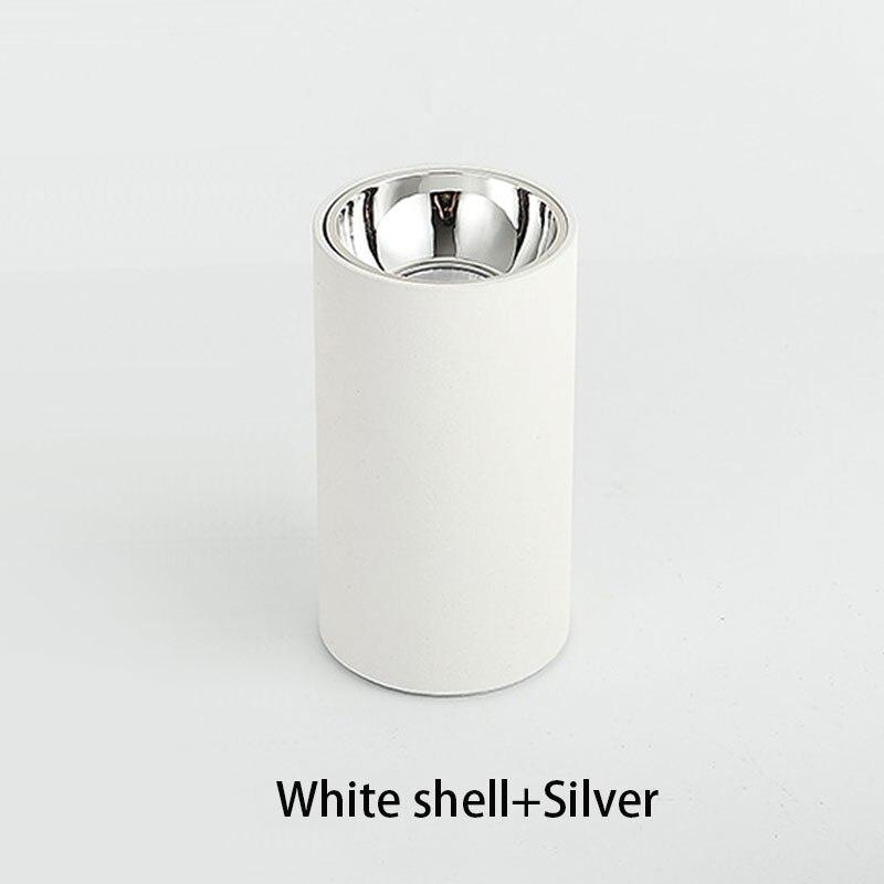 White-Bright silver