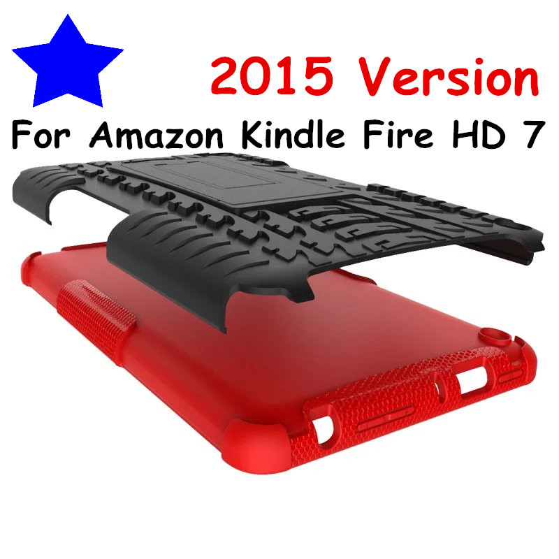 HD7 2015 Schwere Tablet Fall Für Amazon Kindle Feuer HD 7 HD7...